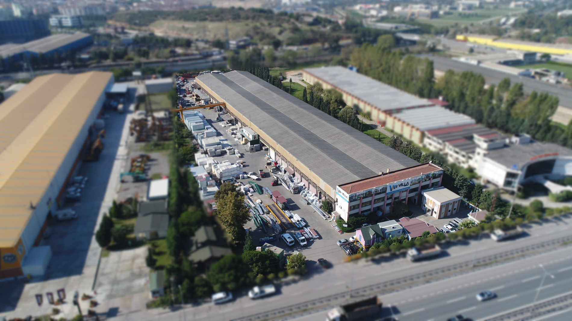 Villa Yapı Prefabrik fabrikası