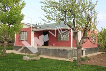 Subasman nedir-tek katlı pembe prefabrik ev