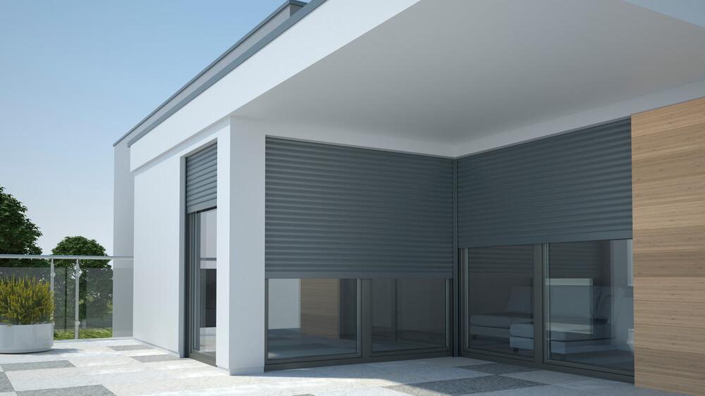 Güvenli ve dayanıklı bir çelik konstrüksiyon ev